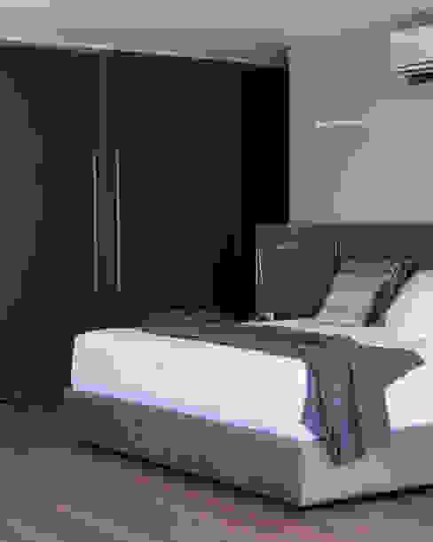 Habitaciones de estilo minimalista de Consuelo Jorge Arquitetos Minimalista