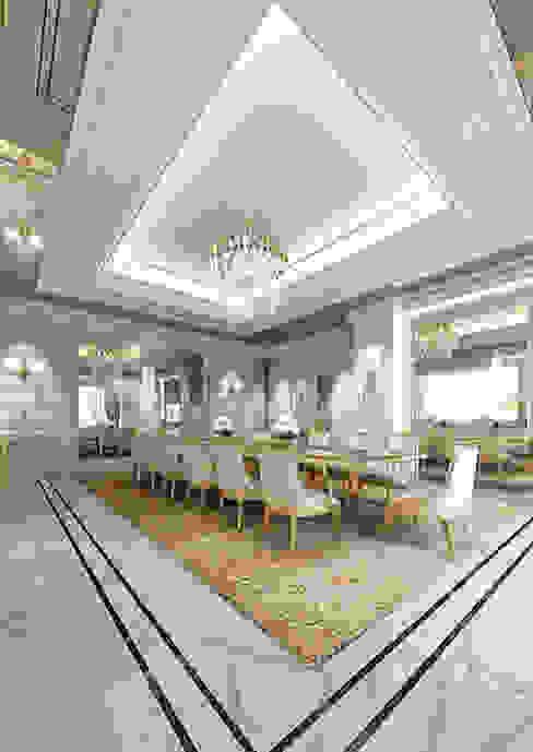 Ev TAdilatları Classic style dining room