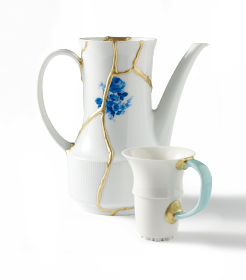New Kintsugi Humade Dining roomCrockery & glassware