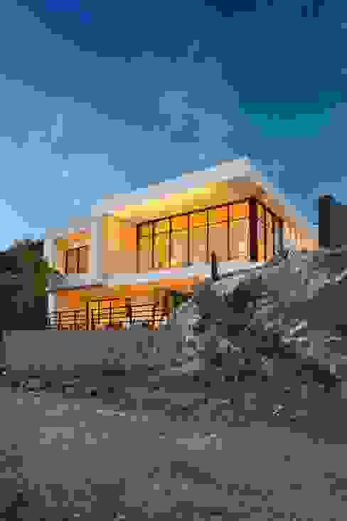 CASA MAR Casas modernas: Ideas, imágenes y decoración de Imativa Arquitectos Moderno