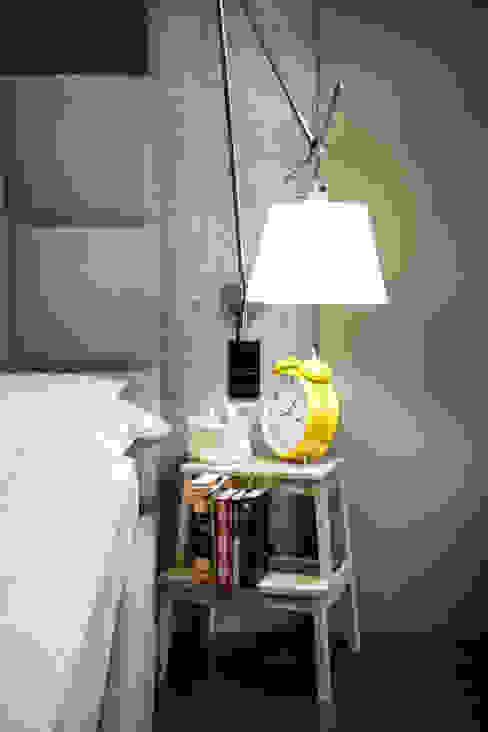 Eclectic style bedroom by ToTaste.studio Eclectic