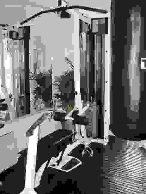 888 Gym Design example Pioneer Personal Training & Bespoke Gym Design Modern gym