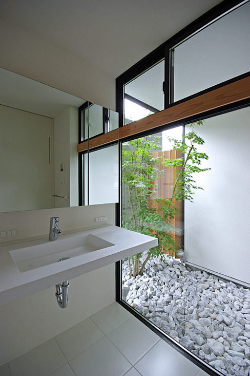 Asian style bathrooms by homify Asian