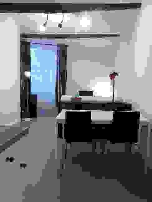 Appartement après travaux - Vue 1 par Aparté conseils Moderne