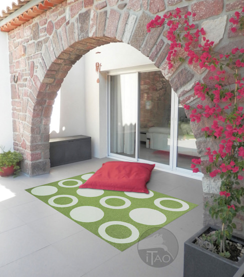 Balkon, Veranda & Terrasse von ITAO