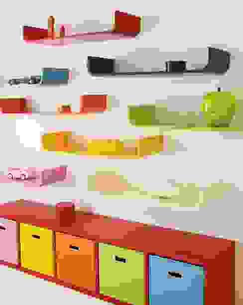 Tessera Curved Shelf : modern  by ASPACE, Modern