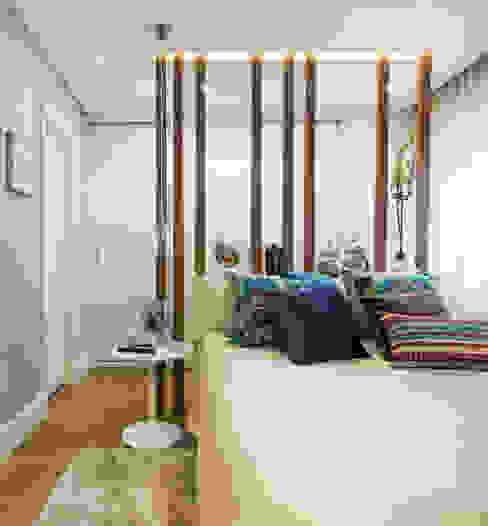 Apartamento Bela Vista 3 Quartos modernos por Mundstock Arquitetura Moderno
