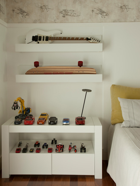 Vilma Massud Design de Interiores Nursery/kid's roomAccessories & decoration