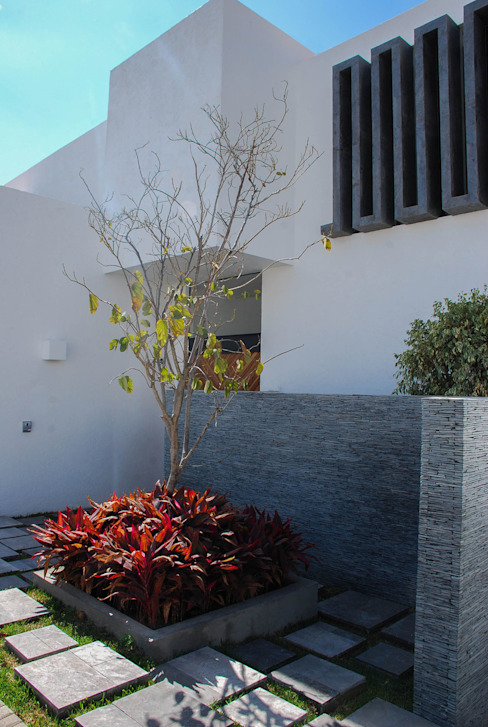 Casa J&J Casas modernas de [TT ARQUITECTOS] Moderno