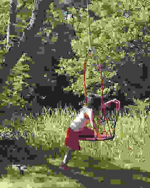 Un'altalena per i bambini... Sonia Paladini Giardino classico
