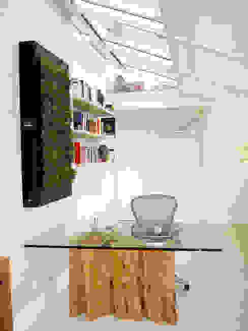 Quadro Vivo Urban Garden Roof & Vertical Office spaces & stores