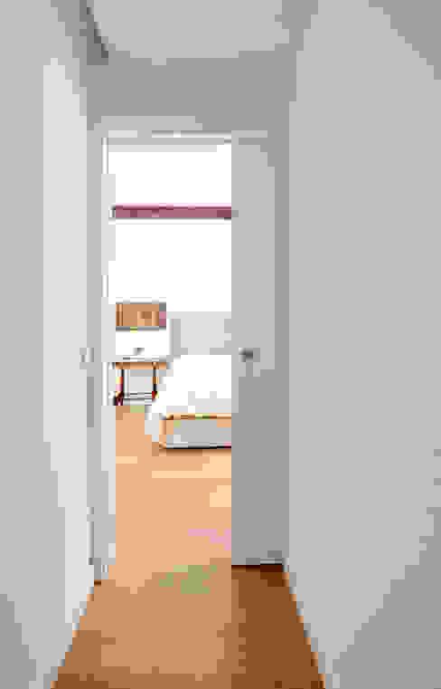 Dormitorio Dormitorios de estilo industrial de CM4 Arquitectos Industrial