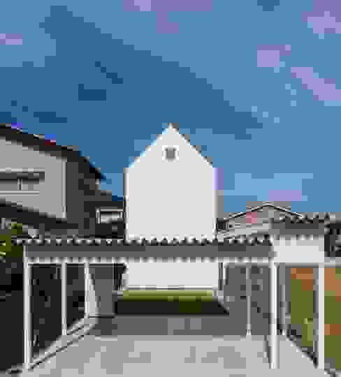 .: 水野行偉建築設計事務所が手掛けた家です。,モダン