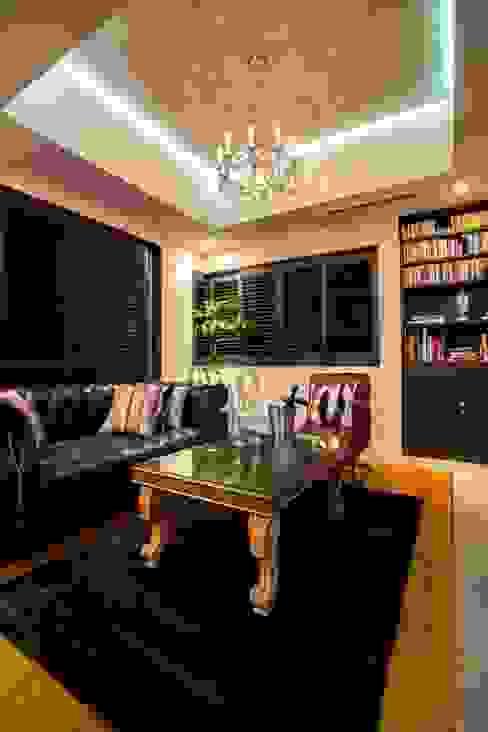 Living room by QUALIA