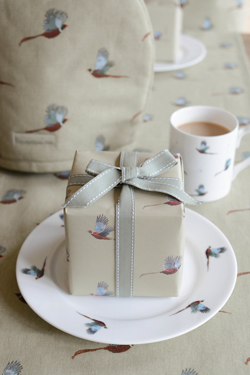 Pheasant collection of homewares de Sophie Allport Rural