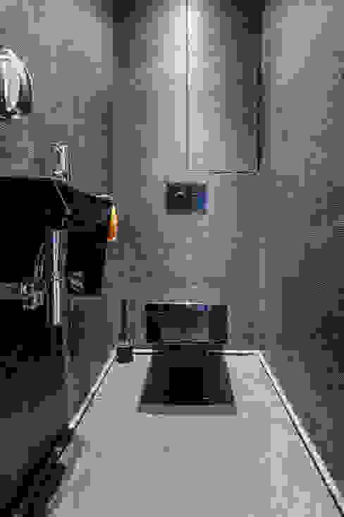 Paredes e pisos modernos por blackStones Moderno