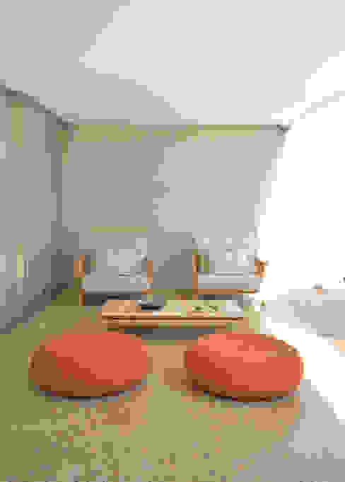 Fazenda Boa Vista Varandas, alpendres e terraços modernos por 2L Arquitetura Moderno