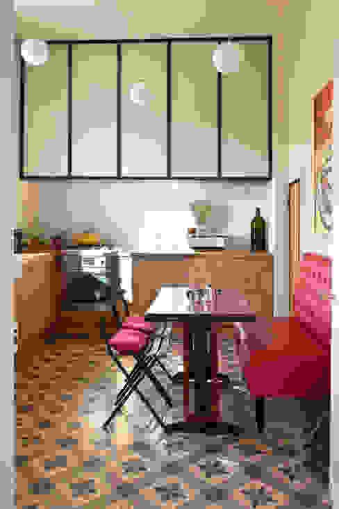 Cocinas de estilo  por ALTA MENTE,