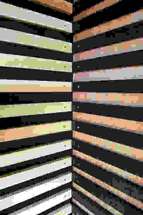Office Box Jardins modernos por Robert Hughes Garden Design Moderno