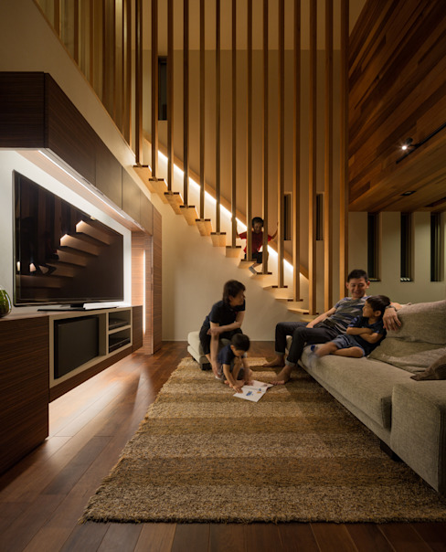 Architect Show Co.,Ltd Rumah Modern