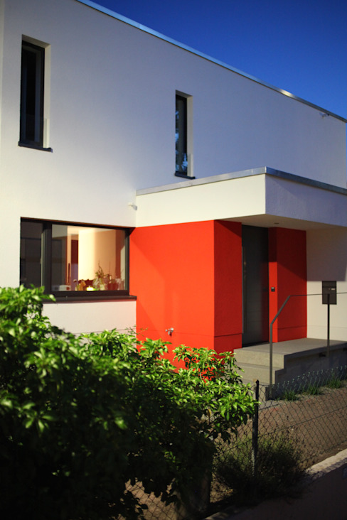 ミニマルな 家 の Ivo Nikolov Architekt ミニマル