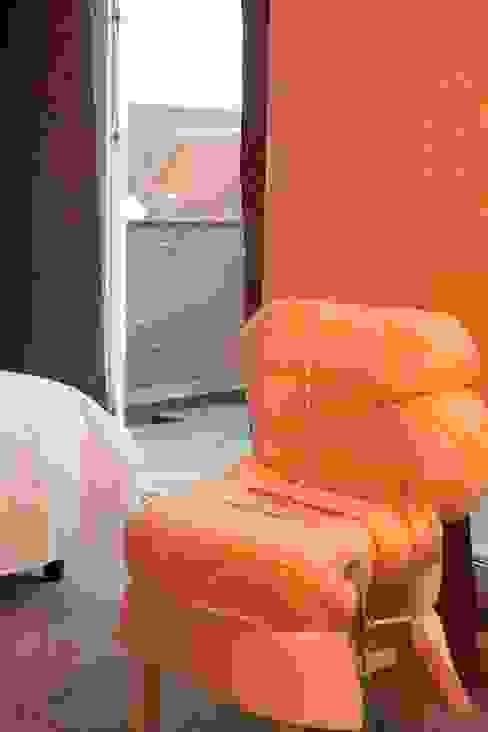 Mattress Room Eclectische hotels van Roos Soetekouw Design Eclectisch
