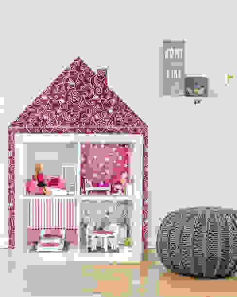 """Puppenhaus """"Kleine Villa"""" mit IKEA Expedit oder Kallax einfach selber bauen von Limmaland GbR Skandinavisch"""