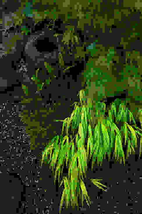 緑をくぐる出迎えの庭 2011~: にわいろSTYLEが手掛けた庭です。,オリジナル