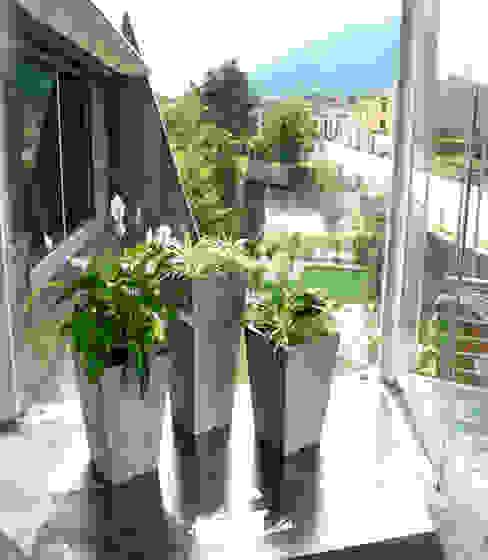 """Kunststoff Pflanzkübel """"CONO PLAZA"""" Pflanzkübel-direkt GartenBlumentöpfe und Vasen"""