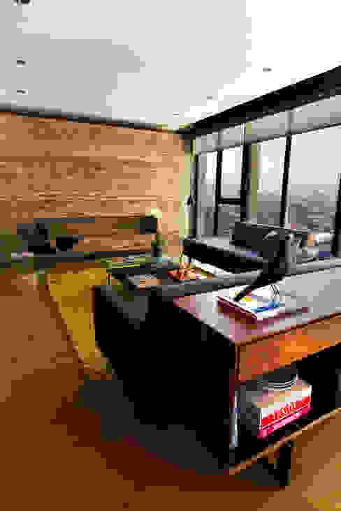 Departamento DG Salones modernos de Concepto Taller de Arquitectura Moderno