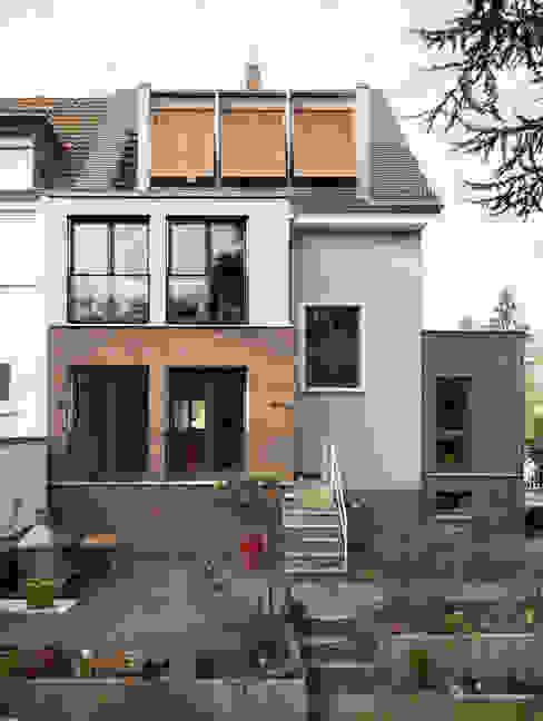 Gartenansicht nach Umbau von Gerstner Kaluza Architektur GmbH