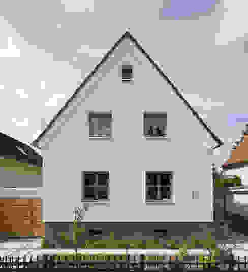 Straßenansicht nach Umbau von Gerstner Kaluza Architektur GmbH