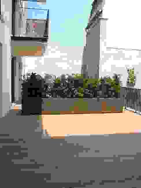 Vloeren:  Muren door Punto Verde Bamboe toepassingen,