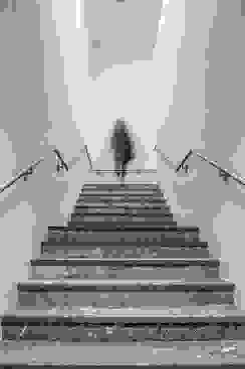 ARQUITECTURA EN PROCESO Corridor, hallway & stairsStairs