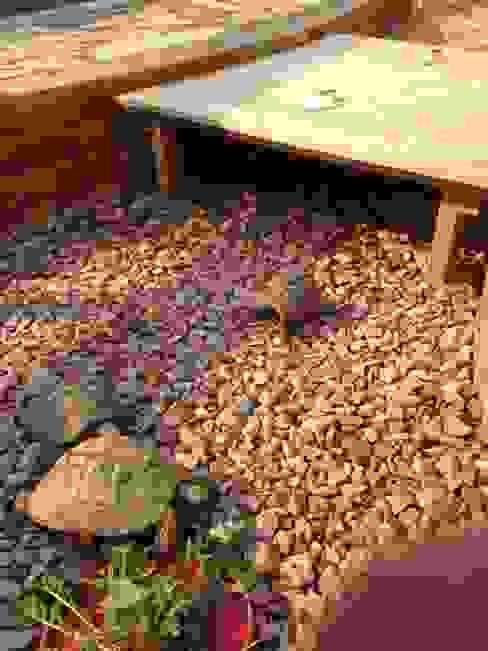 Einzug in den Schildkrötengarten von Kersten Gartenprojekte GmbH Mediterran