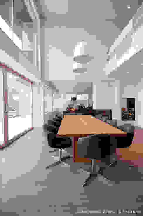 Haus am Hang II Klassische Esszimmer von Ablinger, Vedral & Partner Klassisch