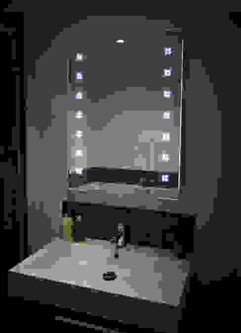 Lucid LED Mirror: modern  by Hudson Reed, Modern