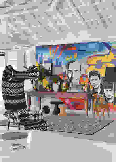 Patios & Decks by Lovisaro Arquitetura e Design,