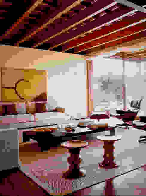 Sala de estar Salones modernos de Artigas Arquitectes Moderno