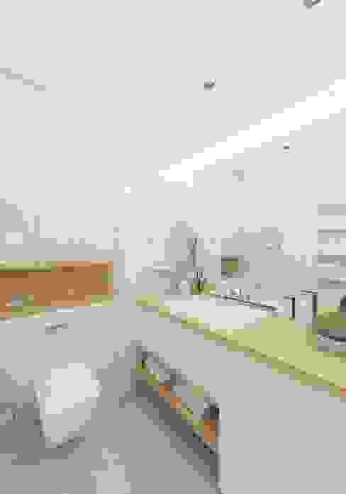 Bathroom by 4ma projekt, Scandinavian