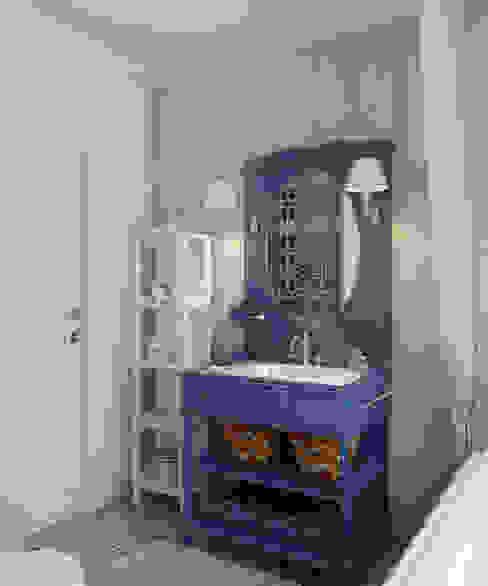 Проект санузла. Ванная комната в стиле кантри от Частный дизайнер и декоратор Девятайкина Софья Кантри