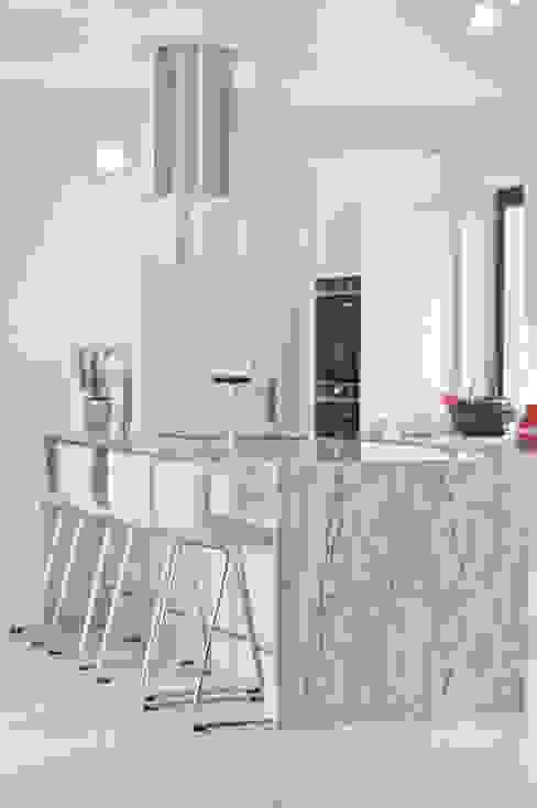Cucina in stile classico di GRANMAR Borowa Góra - granit, marmur, konglomerat kwarcowy Classico