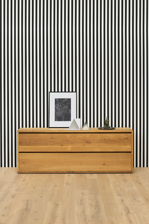 Chest of drawers IMARI Camera da letto moderna di e15 Moderno