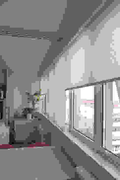 Estudo de Arquitectura Denís Gándara Вітальня