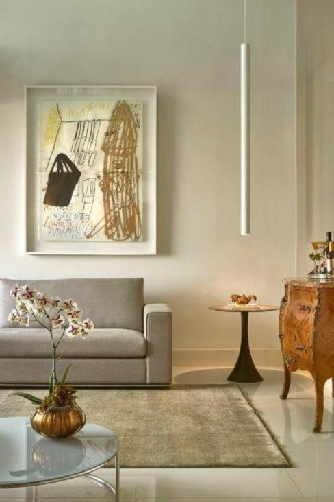 Loft 1202 Salas de estar modernas por homify Moderno