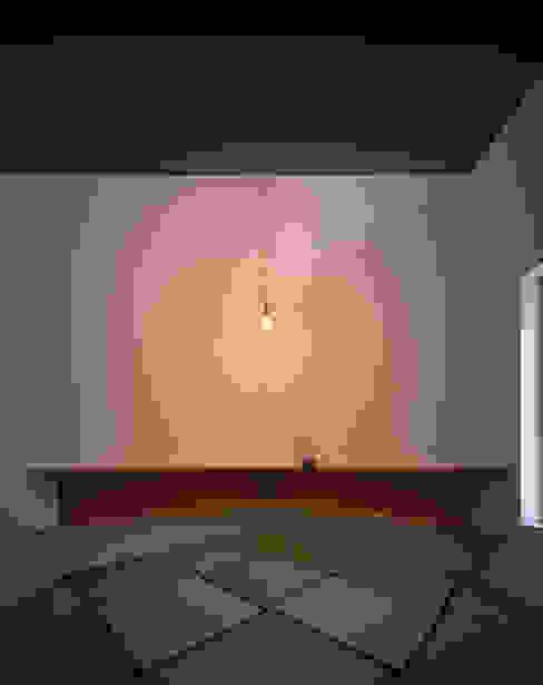 ¬(サシガネの家): 岩本賀伴建築設計事務所が手掛けた和室です。,オリジナル