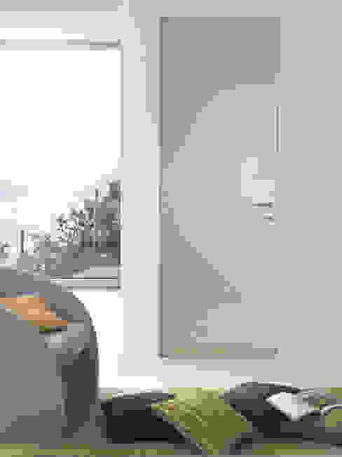 Modello Demetra - finitura laminato poro aperto laccato di PIETRELLI PORTE Moderno