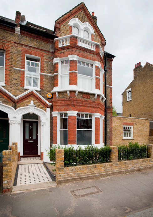 Clapham, SW4 Maisons modernes par Build Team Moderne