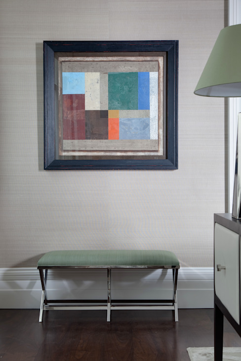 Living/Family Room Modern living room by homify Modern