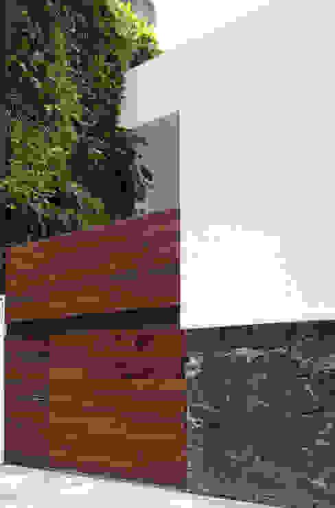 SC-152 Casas modernas de DF ARQUITECTOS Moderno
